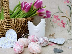Come decorare la casa a Pasqua