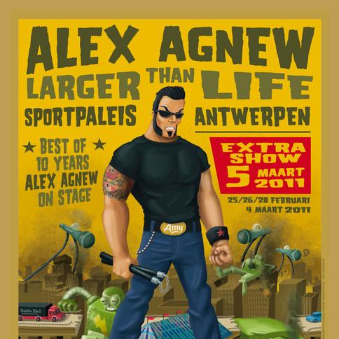 Alex Agnew - Larger Than Life