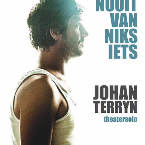 Johan Terryn – Nooit van niks iets: theatertour Productie – Set design – Tourplanning