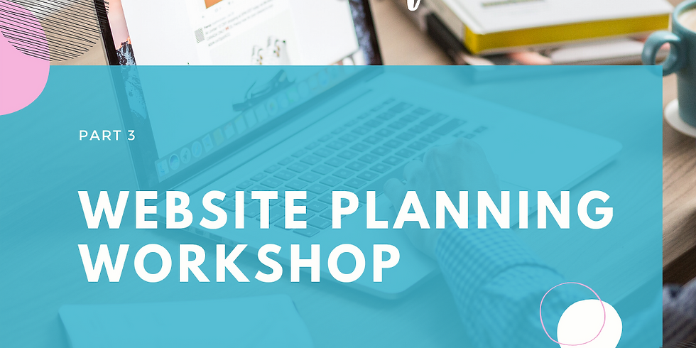 *EOI* Website Planning Workshop