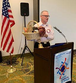 Jim Graham-Rotary Club of Newport, Oregon