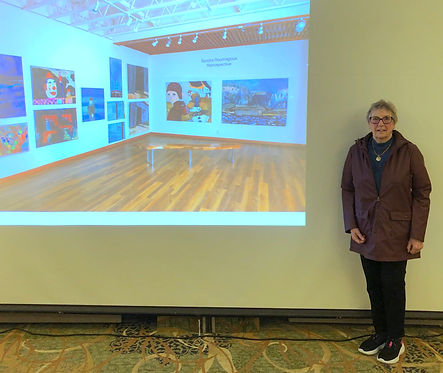 Sandy Roumagoux is the guest speaker at the January 9th, Rotary of Newport, Oregon meeting.