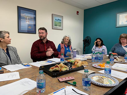 ABC's of Rotary Club of Newport, Oregon held at the Newport Public Library