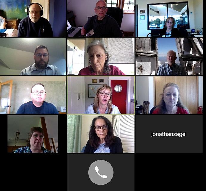 Rotary Club of Newport, Oregon Board Meeting- June 2, 2020.