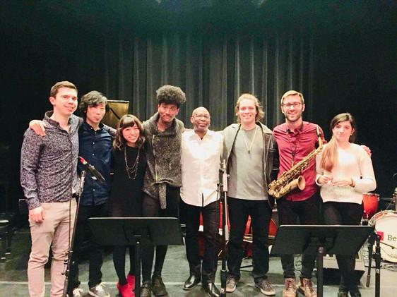 Billy Kilson Ensemble 2017