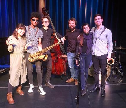 The Billy Kilson Ensemble 2018