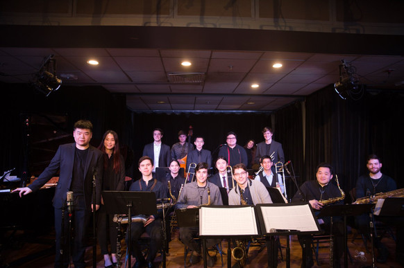 Gary Wang's Big Band