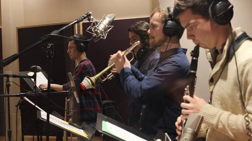 Recording for Alan Hsaio