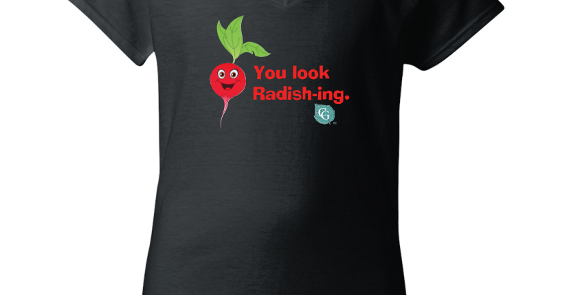 You Look Radish-ing - Women's branded T-shirt