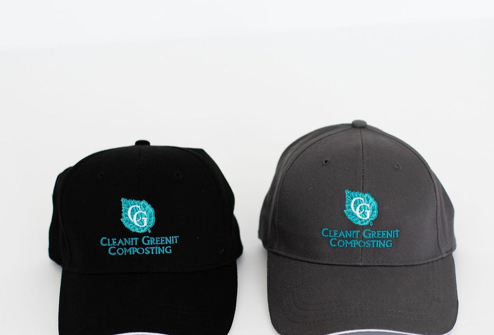 Cleanit Greenit Branded Hats