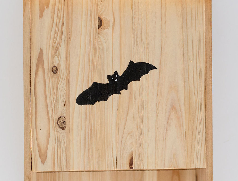 Bat Houses from Birdie Adobes