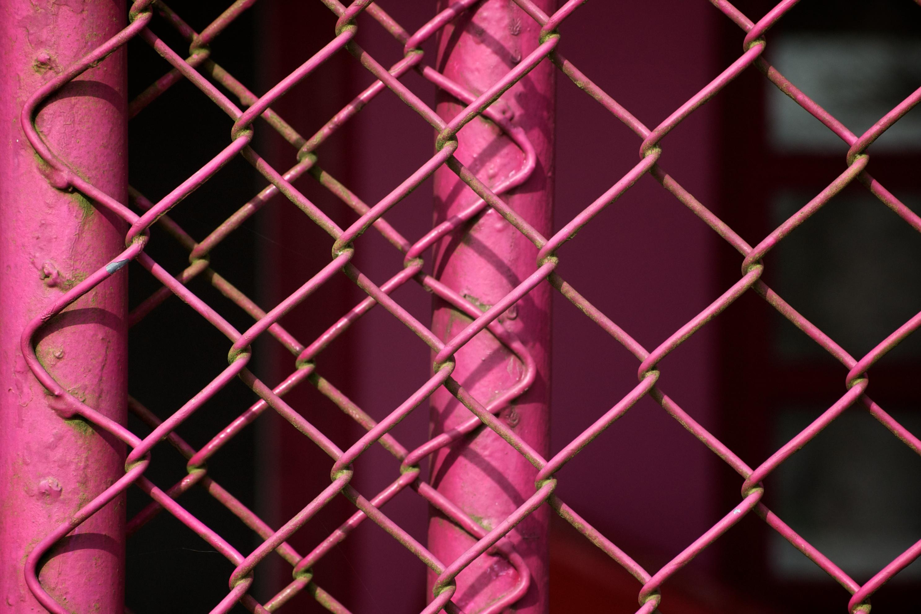 pink gate geometry