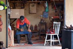craftsman at rest