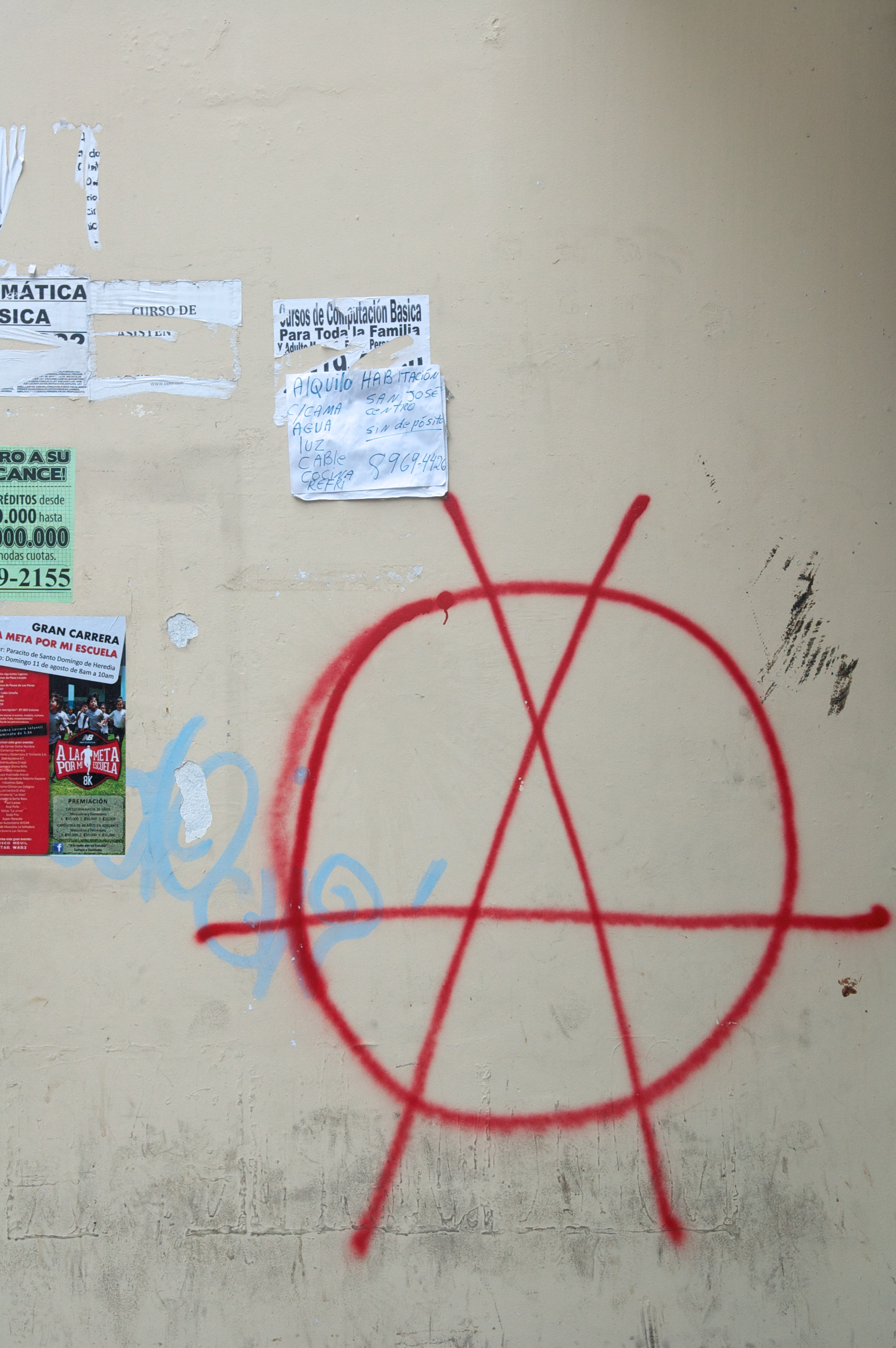 anarchy in san jose