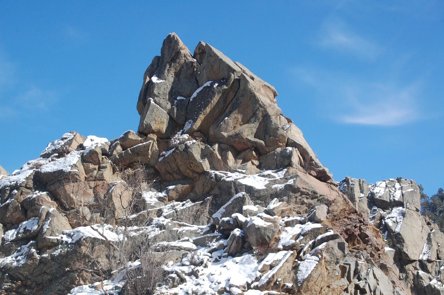 boulder peaks