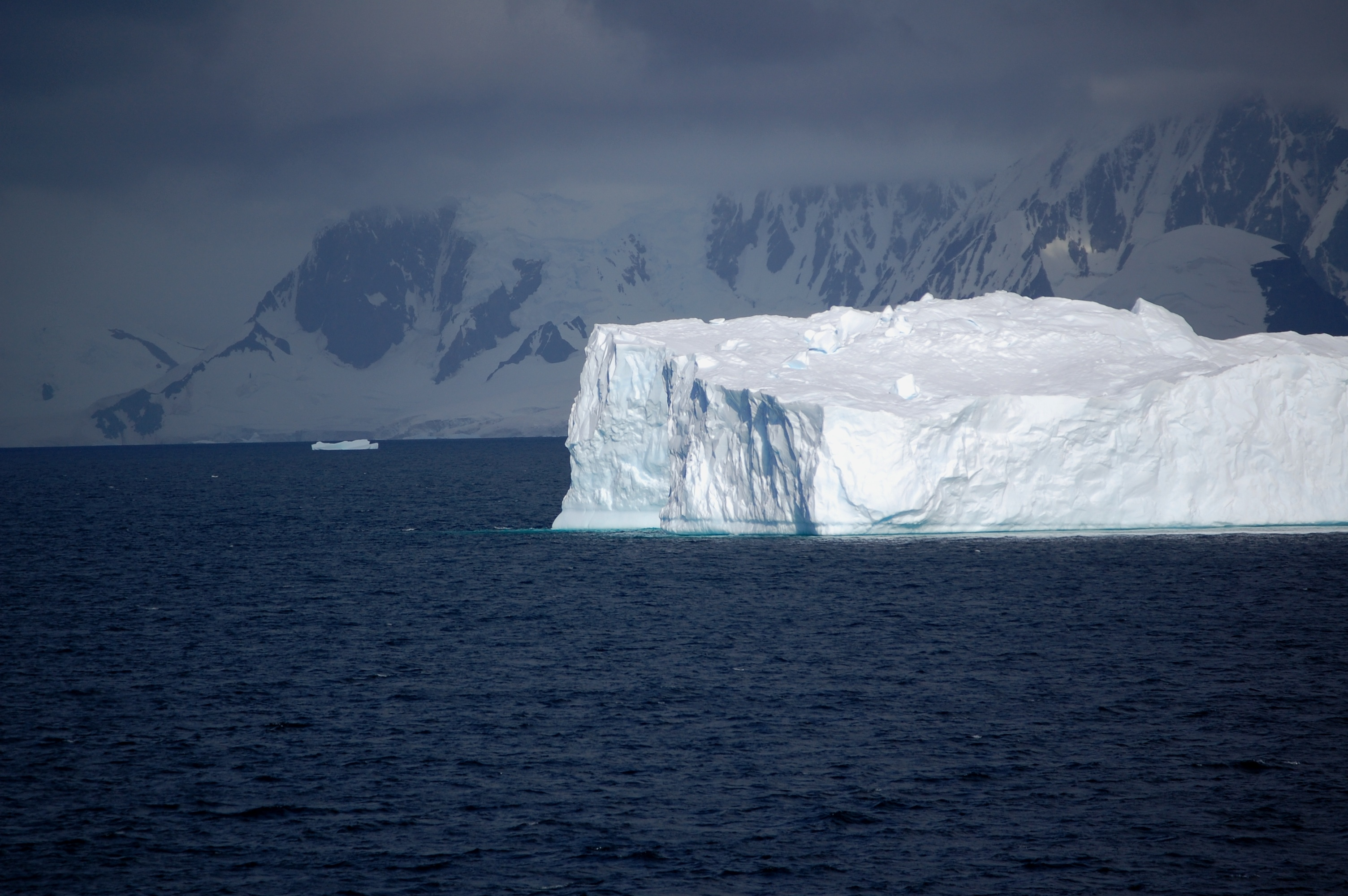iceberg in paradise bay no.1