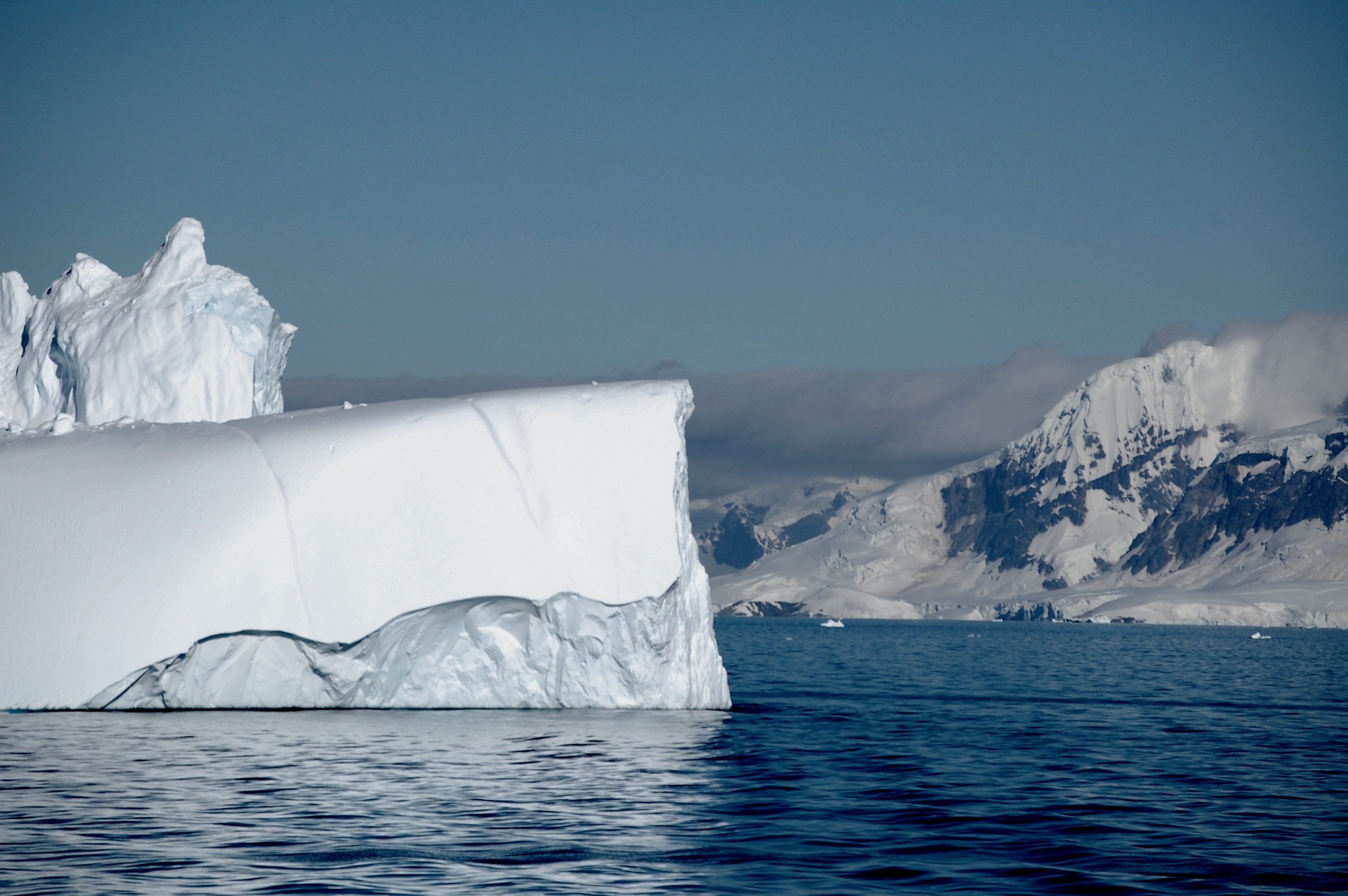 iceberg in paradise bay no.2