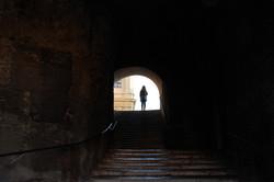 wandering through rome