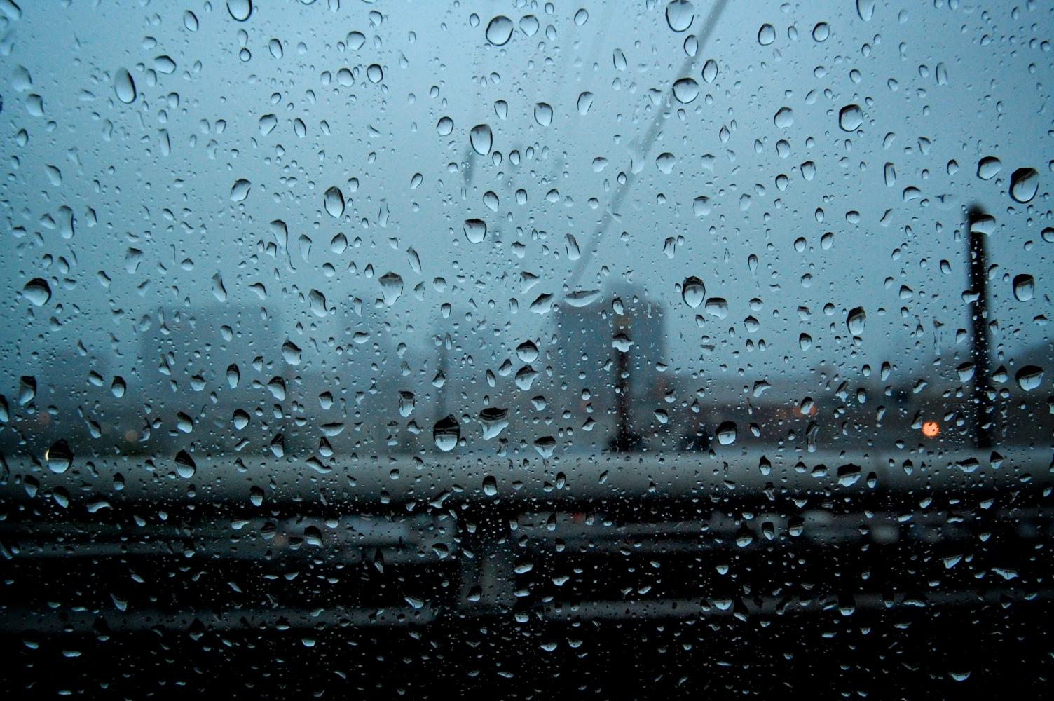 nashville through the rain