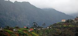 cliffs of santana