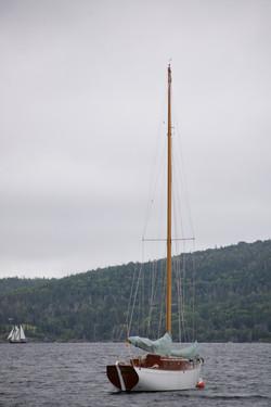 sailing past baddeck no.2