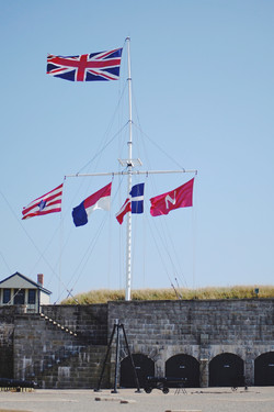 flags on display no.2