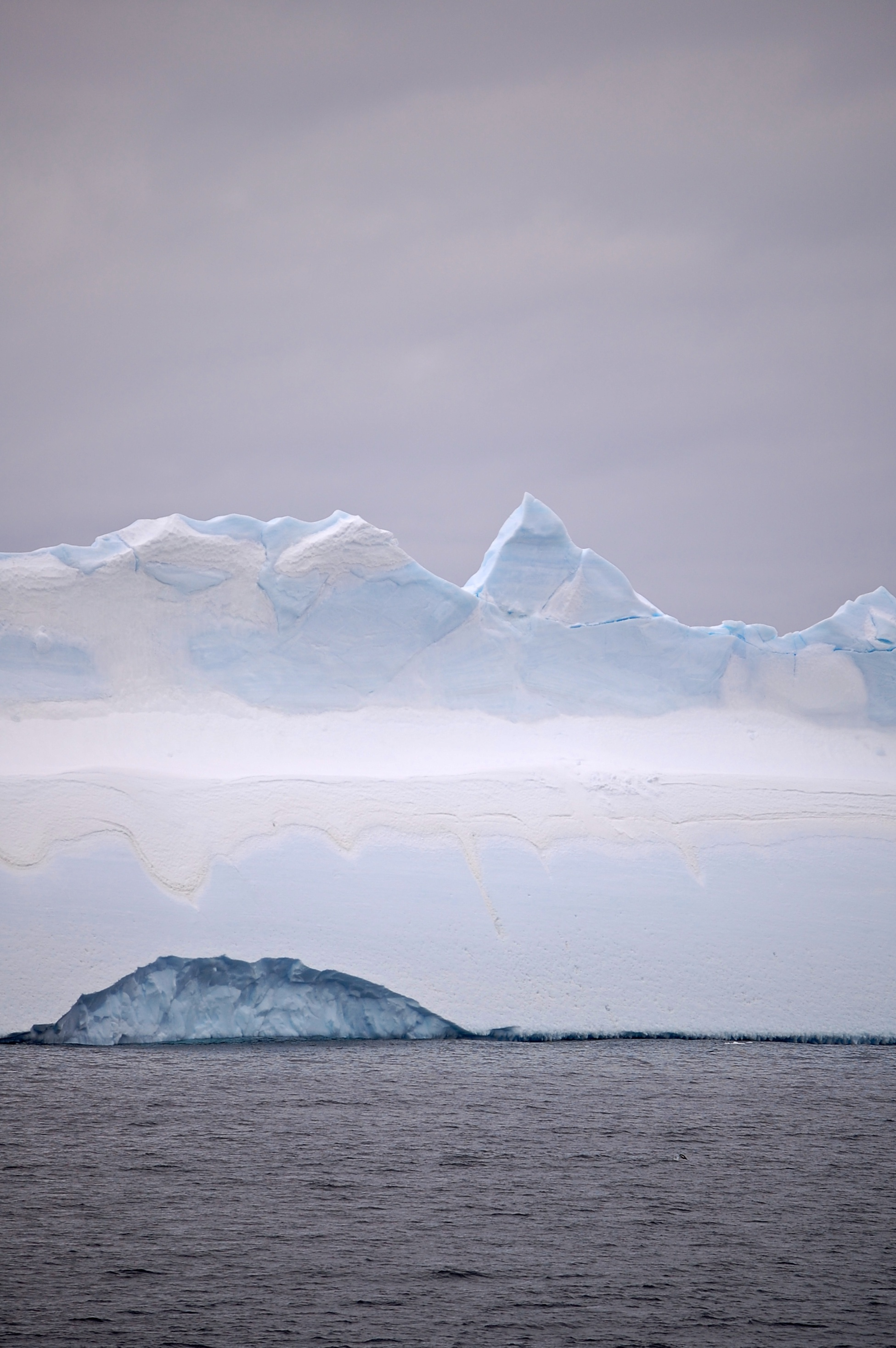 mile wide iceberg