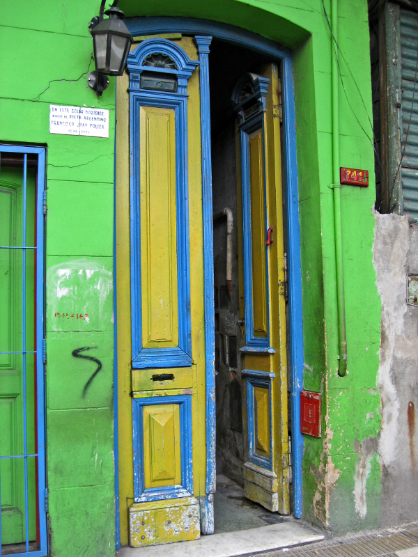lime green buenos aires