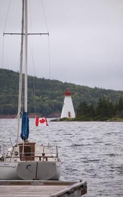 kidston island lighthouse no.2