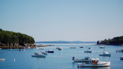 boating in frenchman bay