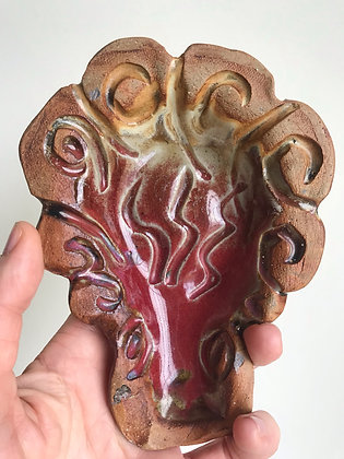 red forest spoon rest