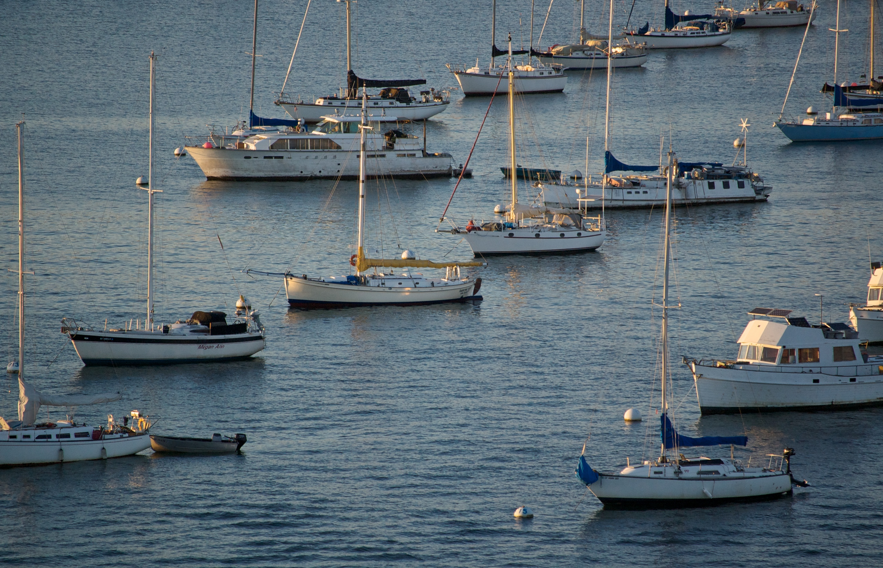 boats in a row no.2