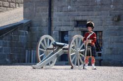 cannon duty