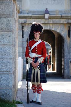 on guard no.3