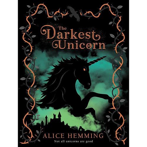 The Darkest Unicorn by Alice Hemming