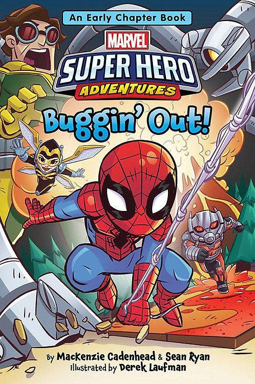 Superhero Adventures: Buggin Out! by Mackenzie Cadenhead