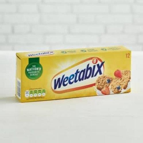 Weetabix x 12