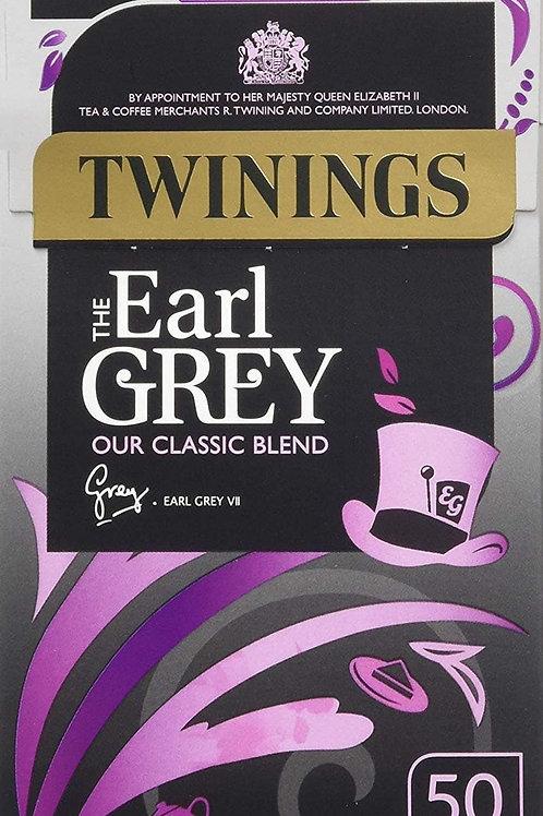 Twinings Earl Grey Tea Bags 50 Pack