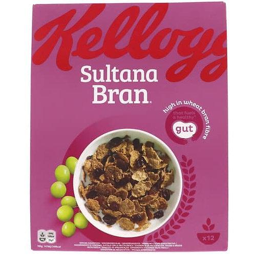 Kelloggs Sultana Bran