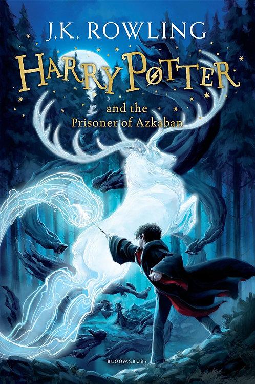 Harry Potter & the Prisoner of Azkaban by JK Rowling