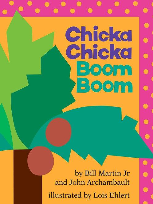 Chicka Chicka Boom Boom by Bill Martin Jr