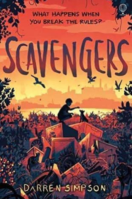 Scavengers by Darren Simpson
