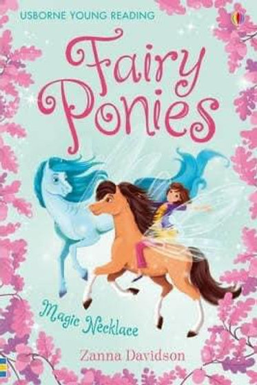 Fairy Ponies:  The Magic Necklace by Zanna Davidson