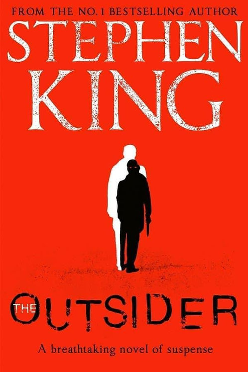 Outsider by Stephen King