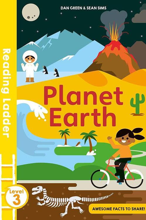 Reading Ladder: Planet Earth by Dan Green & Sean Sims