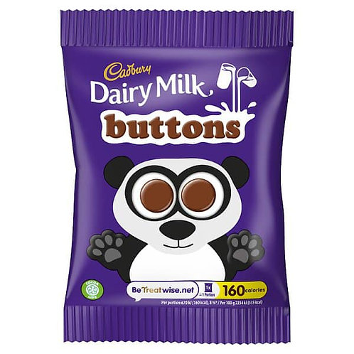 Cadbury Dairy Milk Buttons small pack