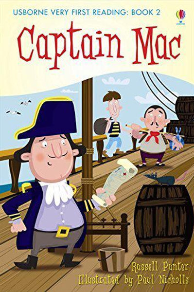 Captain Mac by Russel Punter