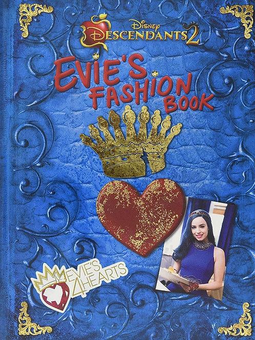 Evie's Fashion Book by Disney