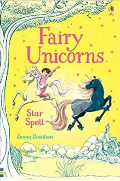 Fairy Unicorns: Star Spell by Zanna Davidson
