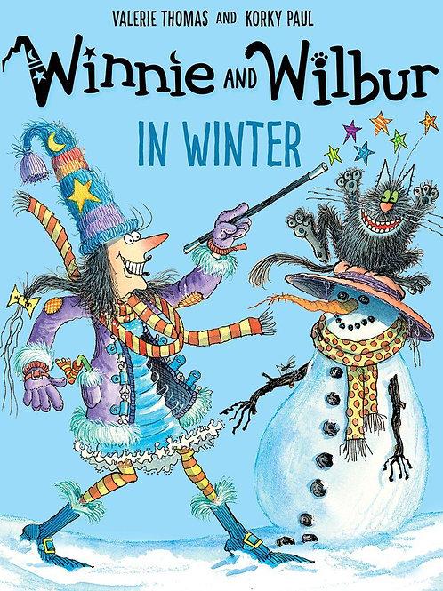 Winnie & Wilbur in Winter by Valerie Thomas & Korky Paul